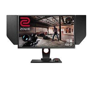 "BenQ ZOWIE Monitor XL2546 240Hz DyAc 24.5"" para e-Sports, Grafite Fosco"