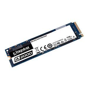 Kingston SSD  a2000 1000gb m.2 2280 pcie gen 3,0 x4 nvme sa2000m8/1000g