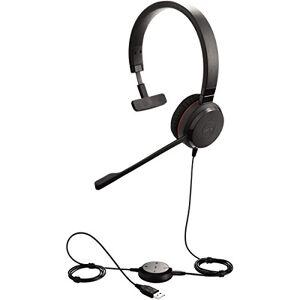 Jabra HEADSET USB/P2 CANC. DE RUDO EVOLVE 30 II MONO MS
