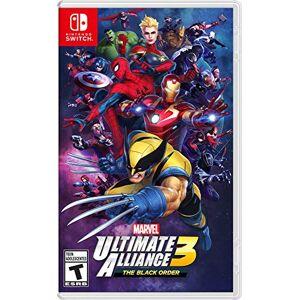 Nintendo Marvel Ultimate Alliance 3 The Black Order for Nintendo Switch