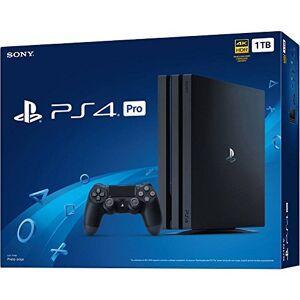 Sony Console PlayStation 4 Pro 1 TB Preto (versão internacional)