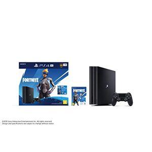 Playstation Console  4 Pro 4K 1TB Edição Fortnite  4 (Versão Nacional)