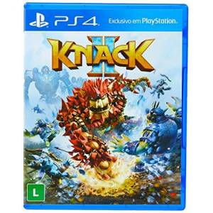 PlayStation Knack 2  4