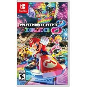 NC Games Mario Kart 8 Deluxe Nintendo Switch Standard Edition