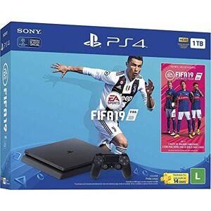 Playstation Console  4 Slim 1TB Bundle FIFA 19