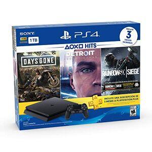 Sony Console Playstation 4 1TB Hit Bundles