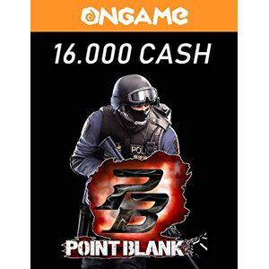 Ongame Cartão Point Blank 16000 Cash Pré-Pago