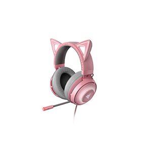 Razer Rz.au.kr.10rt Headset  Kraken Kitty Chroma Quartz, Rosa Windows