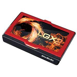 AVerMedia Placa Captura Gc551 Placa Captura Vdeo Usb  Live Gamer Extreme 2 Gc551, Preto Windows