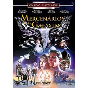 Cult Dvd Mercenários Das Galáxias Richard Thomas