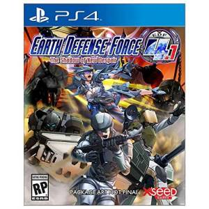 XSeed Games Earth Defense Force 4.1: The Shadow of New Despair PlayStation 4