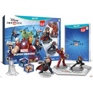Disney Infinity 2.0 Starter Pack-Marvel Super Heroes-Wiu-Nla