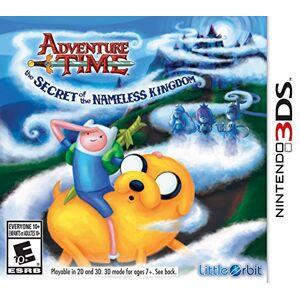 Little Orbit ADVENTURE TIME SECRET NAMELESS 3DS