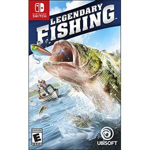 Ubisoft Jogo Legendary Fishing Switch