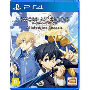 Namco Bandai Sword Art Online: Alicization Lycoris PlayStation 4