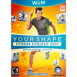 Ubisoft Jogo Your Shape: Fitness Evolved 2013 Wii U