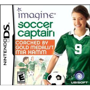 Ubisoft Jogo Imagine: Soccer Captain Ds