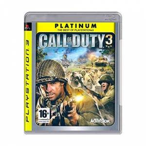 Sony CALL OF DUTY 3 PLATINUM PS3