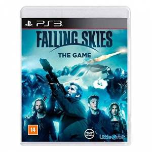 Little Orbit Jogo Falling Skies: The Game Ps3