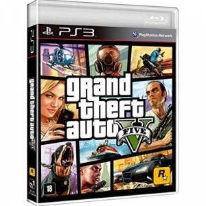 TAKE-TWO Grand Theft Auto V PlayStation 3