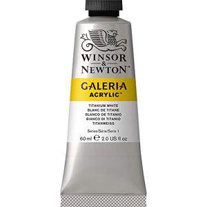 Winsor & Newton Tinta Acrilica  Galeria 060 ml Branco Titanio 644