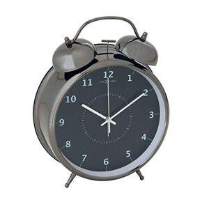 NEXTIME Relgio Mesa Despertador Black  30x23cm