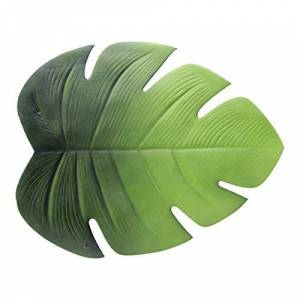 Lyor Lugar Americano De Eva Folha Verde 48x38cm  Verde nico