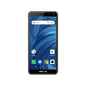 Positivo Smartphone  Twist 2 Pro S532 1GB Quad-Core 3G Dual Chip Android Oreo 5,7'' Dourado