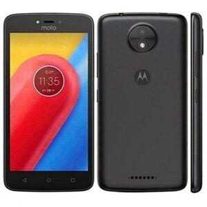 Motorola Celular Motorola Moto C 2017 XT1758 Dual Chip 16GB 4G Preto