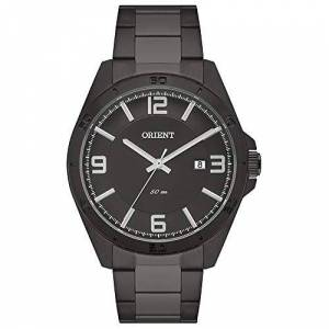 Orient Relógio  Masculino Ref: Myss1017 G2gx Casual Grafite