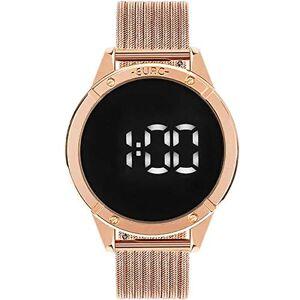 Euro Relógio  Feminino Ref: Eubj3912ab/4f Led Touch Rosé