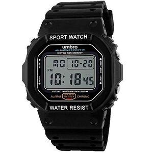 Umbro Relógio  Masculino Ref: Umb-122-1 Digital Big Case