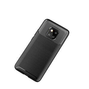 Docooler Capa de telefone phone case fibra de carbono tampa de proteção simples leve protetor de telefone móvel para huawei mate 20 pro