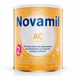 Novamil AC 2 Fórmula Infantil para Lactentes 400g