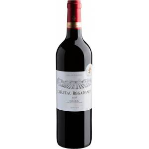 Vignobles Figerou Vinho Tinto - Château Bégadanet Médoc Cru Bourgeois AOC 2017 - França