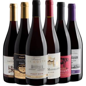 Maison Ginestet Kit Pinot Noir - Vários países