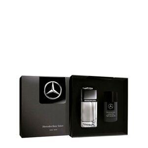 Mercedes Benz Kit Perfume Mercedes Bens Select Masculino + Desodorante   Mercedes Benz   KIT