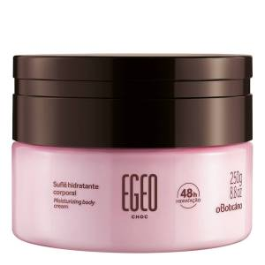 Egeo Suflê Hidratante Desodorante Corporal Egeo Choc, 250g