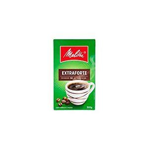 Café Extra Forte Torrado e Moído Melitta 500g