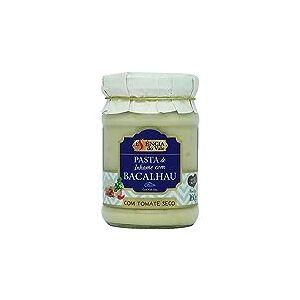Pasta de Inhame e Bacalhau e Tomate Seco   160g