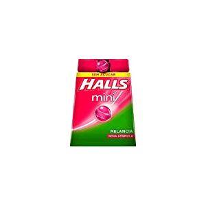 Halls Mini Sem Açúcar Melancia 18unx15g