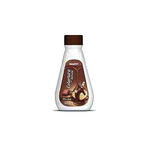 Cobertura para Sorvete Chocolate 300g - Marvi