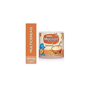 Cereal Infantil, Multicereais, Mucilon, 400g