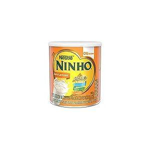 Leite em Pó, Forti+, Zero Lactose, Ninho, 380g
