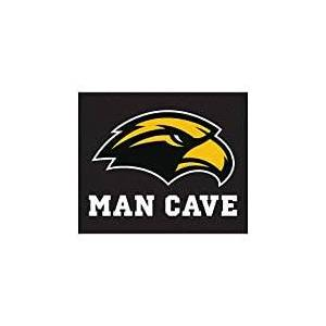 Southern Miss Man Cave Tailgater Rug 5'x6'