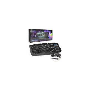 Teclado Gamer Led Multimidia Usb Abnt2 Bk-G35 Bk-G35 Exbom