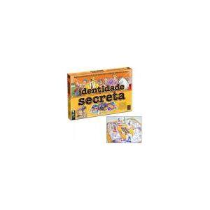 Brinquedo Jogo Identidade Secreta Grow Ref.: 01511