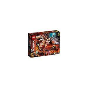 Lego Ninjago Dragão De Combate De Wu 321 Peças - 71718