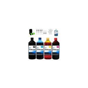 Kit Recarga HP 74 75 Cartuchos Black e Color Qualidade Premium - Faça Você Mesmo