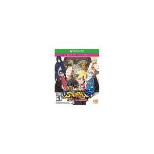 Naruto Shippuden 4 Road to Boruto C/ Steelcase - Xbox One